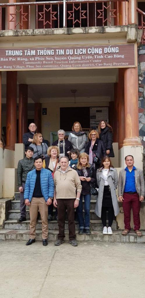 Centre d'Information Tourisme de l'UNESCO Géoparc de Cao Bang