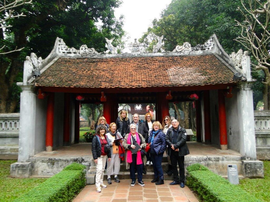 Musée de l'Ethnographie à Hanoï